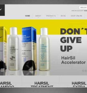 hairsil accelerator
