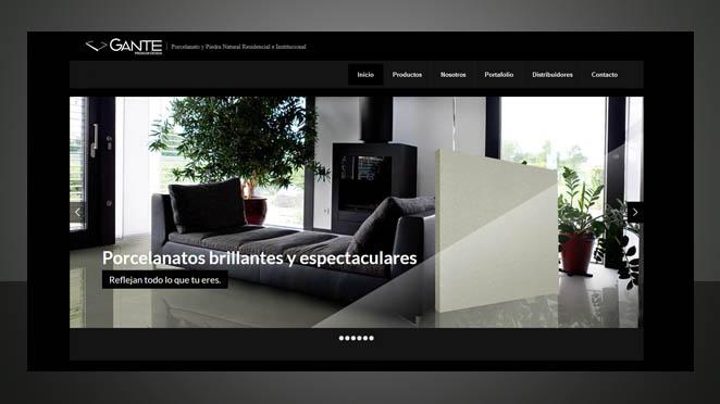 agencia de publicidad sitio web gante